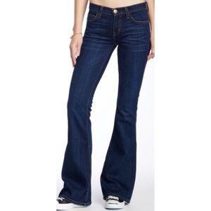 Current/Elliott slim 1970s The Low Bell jeans 6513
